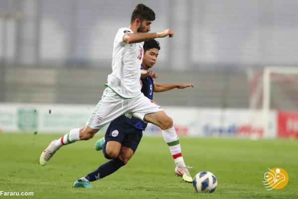 روز و ساعت بازی فوتبال ایران - عراق