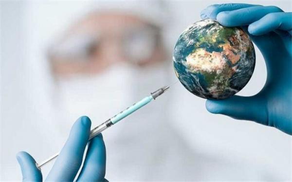 واکسیناسیون کرونا در جهان تا 8 تیر