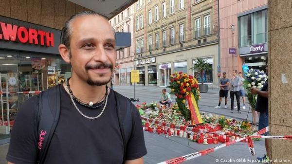 این مرد ایرانی، قهرمان آلمانی ها شد، نشان شجاعت برای چیا ربیعی
