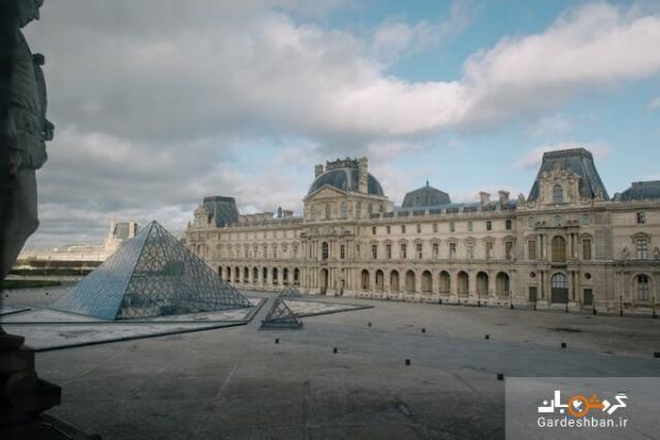ناپلئون و موزه لووری که با دزدی پر شد!