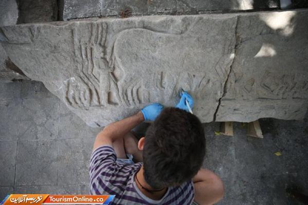 کشفی مربوط به جنگ ایران و یونان