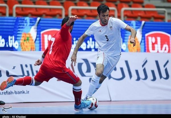 جام جهانی فوتسال، اسماعیل پور مصدوم شد