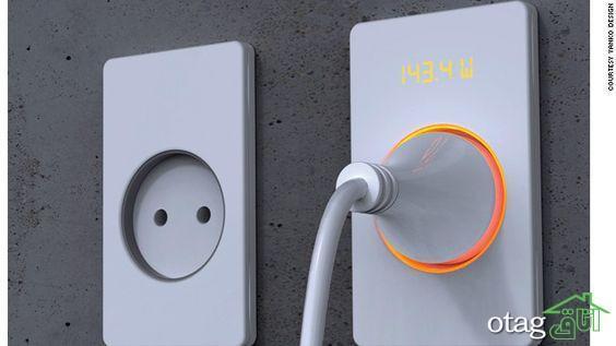 مدل های تازه کلید و پریز هوشمند و لمسی مناسب منازل مدرن
