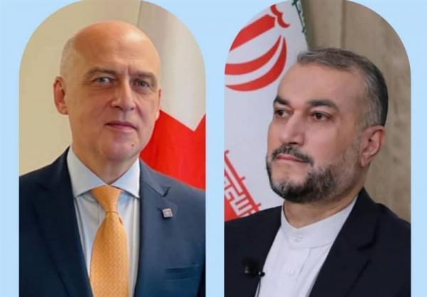 تور ارزان گرجستان: پیغام تبریک وزرای خارجه گرجستان و استونی به امیرعبداللهیان