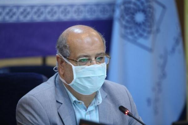 زالی: در بعضی منطقه ها تهران مردم از واکسن برکت استقبال خوبی کردند