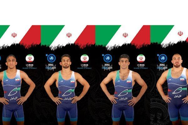 راهیابی دو کشتی گیر ایران به نیمه نهایی، دو ملی پوش در انتظار